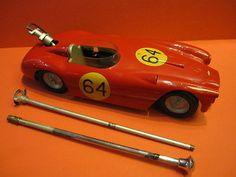 MERCURY LANCIA FERRARI D24 Race car ASCARI Mille Miglia 1954 FANGIO