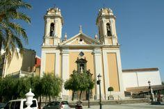 Catedral de la Asunción. Ceuta. España.