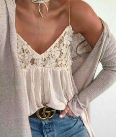 #fashion #casual #jeans #top