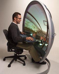 3D Monitor Lol u want it? By unknown