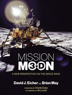 Mission Moon 3-D Jim Lovell, October 23, New Perspective, Space Race, David J, Brian May, Release Date, Duke, Buy Now