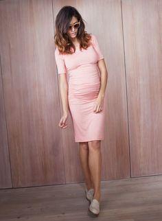 inspiração street fashion maternity - Estilo Elegante/Clássico