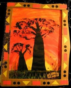 Le baobab brocoli - Le tour de mes idées