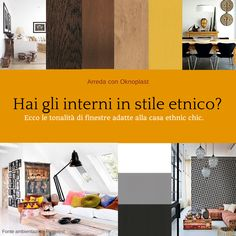 interior design #ethnic style #windows #finestre #design #oknoplast