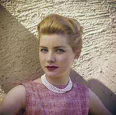 Dolores Hart, circa 1958.