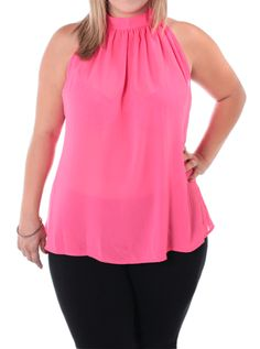 Plus Size Butterfly Back Sheer Pink Top, Plus Size Clothing, Club Wear, Dresses, Tops, Sexy Trendy Plus Size Women Clothes