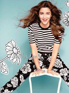 ALIA BHATT'S MAGNETIC PHOTOSHOOT FOR MISS VOGUE INDIA MAGAZINE 2015