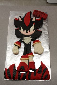 YES!!! A shadow cake!