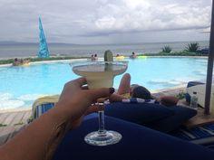 Cheers at Komune Resort & Beach Club Bali Indonesia