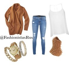 """My style"" by mslabellag on Polyvore"