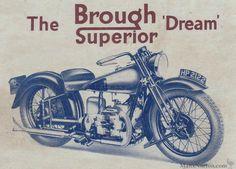Image result for Brough Superior Dream
