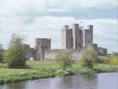 castles | During the Civil War, Trim Castle was occupied by Catholic Confederate ...