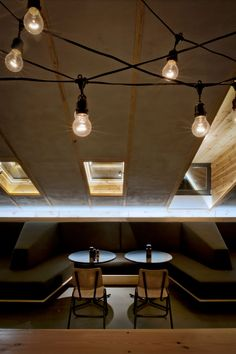 The ATTIC Bar By Inblum Architects In Minsk, Belarus | Yatzer