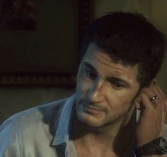 Uncharted 4: A Thief's End. He looks like a real boy. O_O