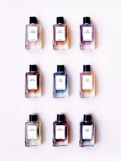 Ombré glass: it's clear glass with a twist. Maybe good for a special edition or collab? Prada's New Perfume Collection