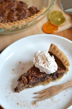 KITCHEN TESTED – Chocolate Gelt Pecan Pie