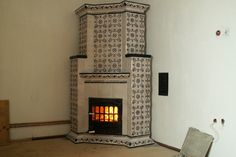 Lovely and warm. Home Decor, Decor, Fireplace, Ceramica