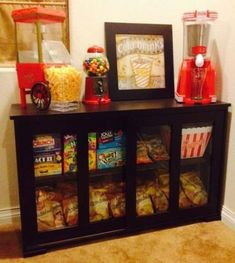 First Home Decor Best home movie room dream kitchens Ideas - Home Theater Theater Room Decor, Movie Theater Rooms, Home Cinema Room, Game Room Decor, Home Theater Design, Home Design, Movie Theater Party, Movie Room Decorations, Man Cave Decorations