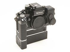Nikon F2 Nikon Film Camera, Nikon F2, Nikon Cameras, Old Cameras, Vintage Cameras, Photo Lens, Classic Camera, Camera Equipment, Types Of Cameras
