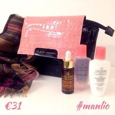 Collistar kit | Acido Ialuronico 30ml, latte struccante 50ml, lozione tonica 50ml €31 #manlio #cosmetics #makeup #cute #follow