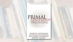 "Inc.com's list of the ""best leadership books of all time."" (Love ""Primal Leadership"")"