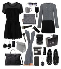 """""""Martina"""" by nicole-288 ❤ liked on Polyvore featuring DAY Birger et Mikkelsen, Dolce&Gabbana, Gucci, Chanel, Kami Design, Effy Jewelry, Aerie, Royal Doulton, NARS Cosmetics and Lancôme"""