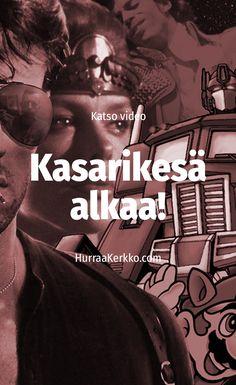 HurraaKerkko retroilee, kun Kasarikesä starttaa! http://hurraakerkko.com/2017/06/11/takatukka-kasari/