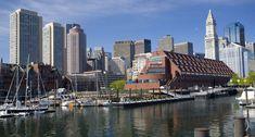 Marriott Long Warf in Boston