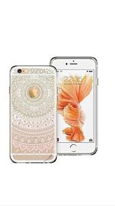 Iphone 6/6s *iDeals* Schutz Handyhülle Silikon Hülle Motiv Cover Case | eBay