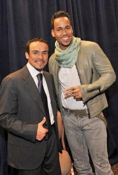 Juan Manuel Marquez & Romeo Santos - Latin GRAMMYs