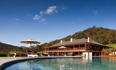 Luxury and relaxation in the Wolgan Valley (Australia)