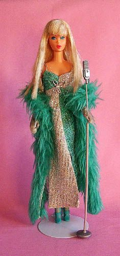 TNT Barbie in vintage Stacey Silver Serenade  (1971-1972)