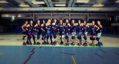 Charlotte Roller Girls All-Stars