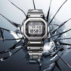 NEW!!! G-Shock GMW-B5000