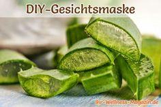 Gesichtsmasken-Rezepte zum Selbermachen: So einfach können Sie eine Gesichtsmaske gegen Rötungen selber machen ...