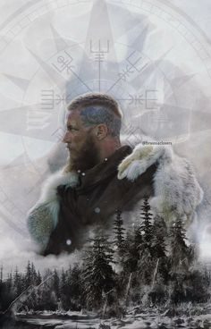 New Tattoo Leg Quote Symbols Ideas Vikings Show, Vikings Tv, Norse Vikings, Vikings 2016, Ragnar Lothbrok Vikings, Art Viking, Viking Warrior, Vikings Travis Fimmel, Celtic Love Knot