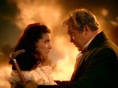 """Do you mean to tell me, Katie Scarlett O'Hara, that Tara, that land doesn't mean anything to you? Why, land is the only thing in the world worth workin' for, worth fightin' for, worth dyin' for, because it's the only thing that lasts."""