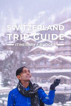 Switzerland Trip + Itinerary Guide for First-Timers . Here's a starter Switzerland travel guide with sample itinerary, budget, places to visit & more. Switzerland Travel Guide, Switzerland Itinerary, Switzerland Cities, Visit Switzerland, Travel Goals, Travel Trip, Gondola Lift, Swiss Travel Pass