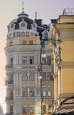 Kyiv, Ukraine. ~Grand Mansions, Castles, Dream Homes  Luxury Homes ~Wealth and Luxury