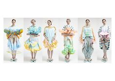 Joyce Wong  — BA (Hons) Fashion Design Technology: Womenswear 2013