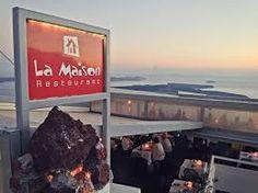 Image result for la maison restaurant santorini