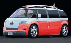 New VW Bus