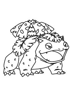 Free Pokemon Advanced Coloring Page Pages 103 Printable