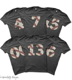 Baseball Shirt Bundle Baseball Mom Shirt by ScrapendipityDesigns