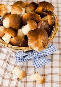 Kuchenne Szaleństwa: Jak mrozić grzyby leśne Snack Recipes, Snacks, Pretzel Bites, Dom, Chips, Bread, Snack Mix Recipes, Appetizer Recipes, Appetizers
