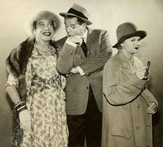 Milton Berle, Desi Arnaz & Lucille Ball