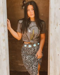 Country Western Outfits, Western Outfits Women, Western Wear, Western Style, Cute Casual Outfits, Summer Outfits, Summertime Madness, Fashion Outfits, Ranch Style