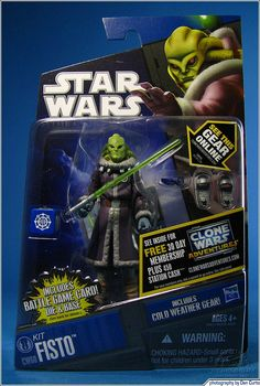 The Clone Wars Cold Weather Gear action figure (2011)
