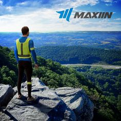 Amazon.com : Reflective Vest with Large Pocket and 2 High-visibility Elastic Armbands and Carrying Pouch - Perfect Gear for Running, Jogging, Cycling, Dog Walking, Working or Safety Kit in your Car - by Maxiin : Sports & Outdoors