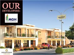 #Developer of #Anandam #Estate is MGH. MGH was founded by #RealEstate professionals with decades of Experience. It was formed to offer the best locations with good surroundings. For more #Information visit here: http://goo.gl/09mNT5